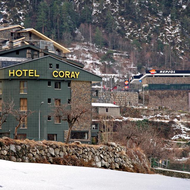 Hotel Coray