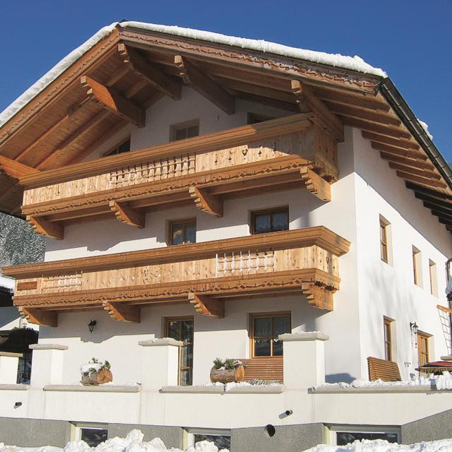 Appartementen Höllwarth Tirol