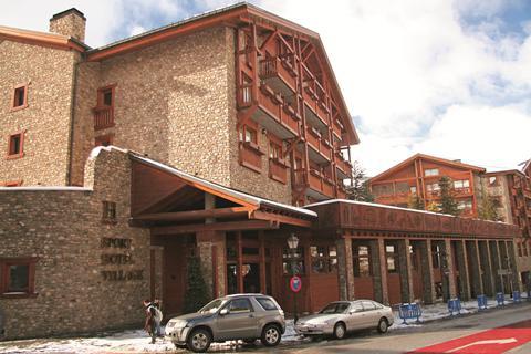 Goedkope skivakantie Grandvalira ⛷️Hotel Sport Village