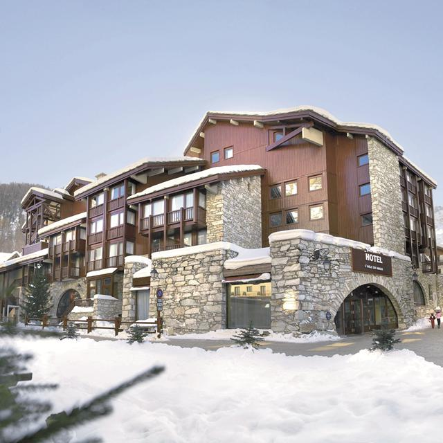 Val d'Isère - Hotel l'Aigle des Neiges