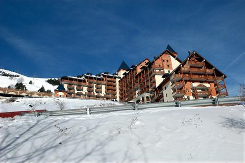Goedkope skivakantie Les Deux Alpes ⛷️Résidences Les Balcons du Soleil