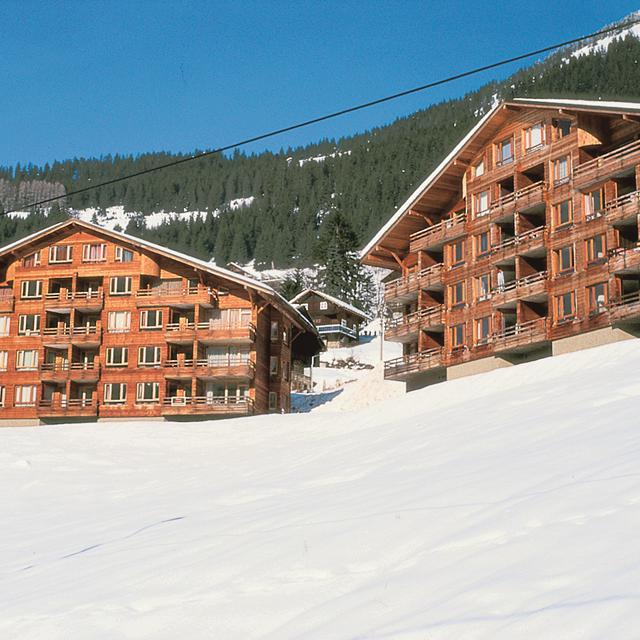 Meer info over Résidence Le Chambron  bij Sunweb-wintersport