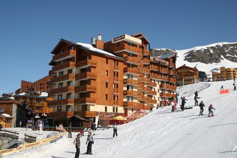 Last minute wintersport Les Trois Vallées - Résidence Le Chamois d'Or