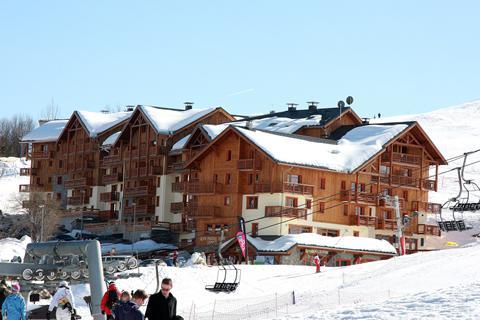 Goedkope skivakantie Les Sybelles ⛷️Résidence Les Hauts de Comborcière