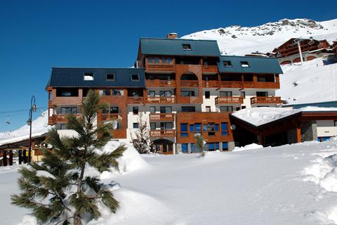 Top wintersport Les Trois Vallées ⛷️Résidence Odalys Le Valset