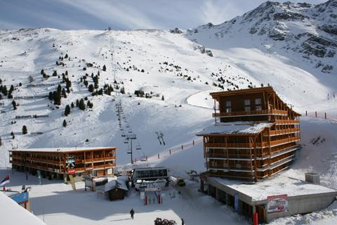Geweldige skivakantie Paradiski ⛷️Résidence La Cime des Arcs