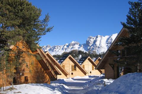 Top skivakantie Le Massif du Dévoluy ⛷️Chalets Les Flocons du Soleil