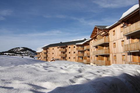 Korting wintersport Le Massif du Dévoluy ⛷️Residence Les Toits Du Dévoluy