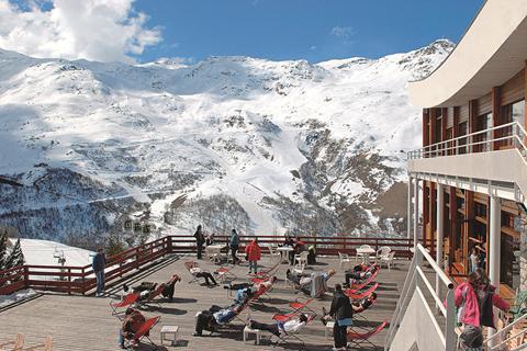 TOP DEAL skivakantie Les Trois Vallées ⛷️Hotel Club Belambra Neige et Ciel