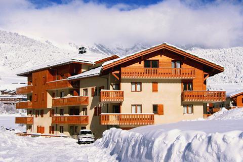 Korting wintersport Aussois ⛷️Résidence La Combe