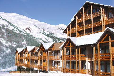 Goedkope skivakantie Galibier Thabor ⛷️Résidence Le Hameau de Valloire