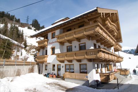 Fantastische skivakantie Zillertal ⛷️Pension Kupfnerhof