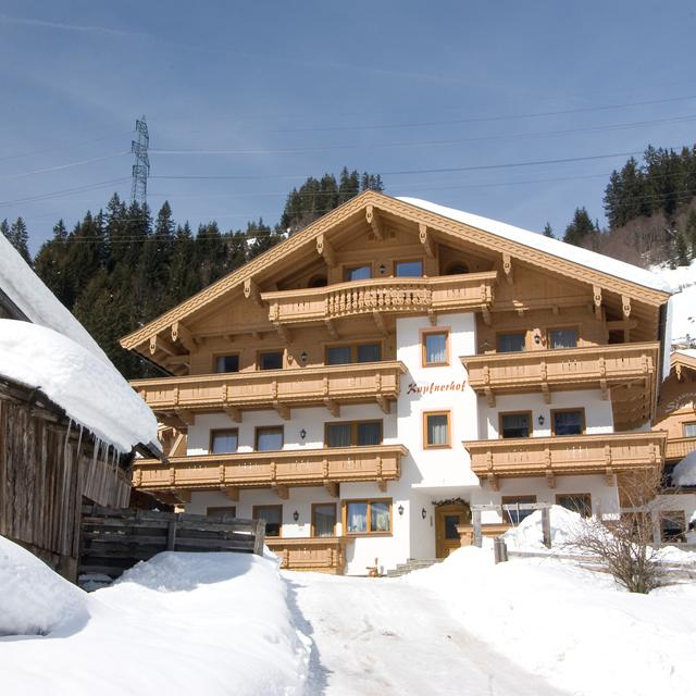 Appartementen Kupfnerhof