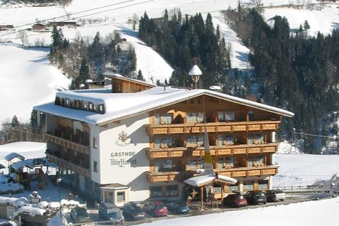 Goedkope wintersport Zillertal ⛷️Alpen Wohlfühlhotel Dörflwirt - Halfpension
