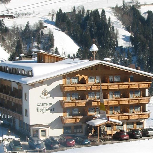 Alpen Wohlfühlhotel Dörflwirt - Halfpension