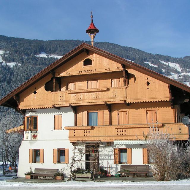 Appartementen Pfisterhof Tirol
