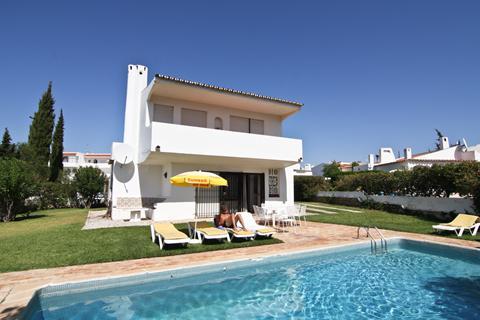 Goedkope zonvakantie Algarve - Cruz Villa's
