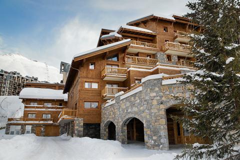 Last minute wintersport Tignes - Val d'Isère - Résidence La Ferme du Val Claret