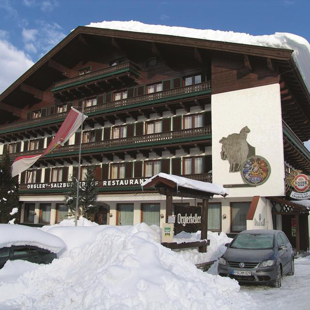 Hotel Salzburgerhof - Extra ingekocht