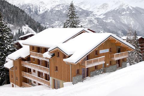 Goedkope skivakantie Valfréjus ⛷️Résidence Les Chalets de Florence