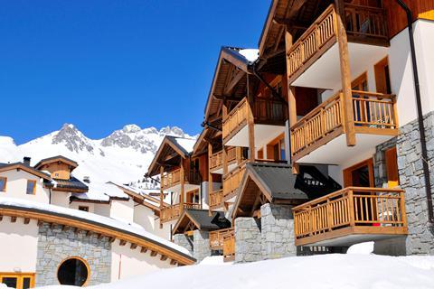 Goedkope skivakantie Le Grand Domaine ⛷️Résidence Les 4 Vallées
