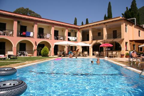 Top vakantie Corfu 🏝️Aparthotel Annaliza