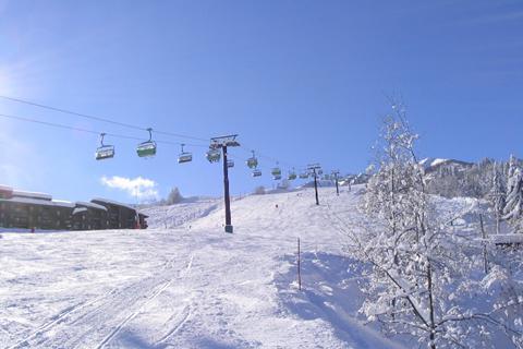Goedkope wintersport Le Grand Domaine ⛷️Résidence Le Cheval Blanc