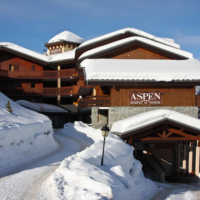 Meer info over Résidence Lagrange Vacances Aspen  bij Sunweb-wintersport