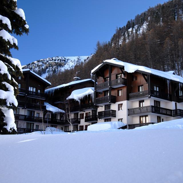 Val d'Isère - Résidence Odalys Les Hauts du Rogoney