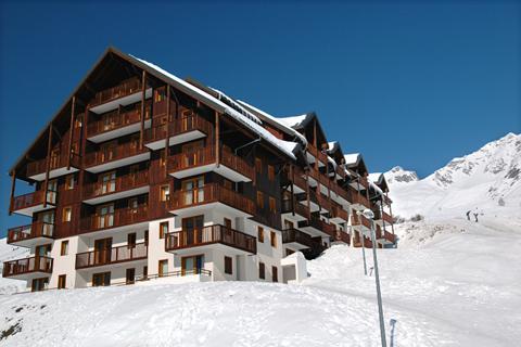 Goedkope skivakantie Le Grand Domaine ⛷️Résidence Odalys Les Balcons du Soleil