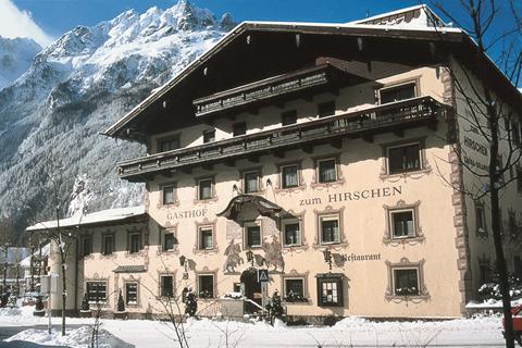 Korting skivakantie Sölden-Hochsölden ⛷️Hotel zum Hirschen