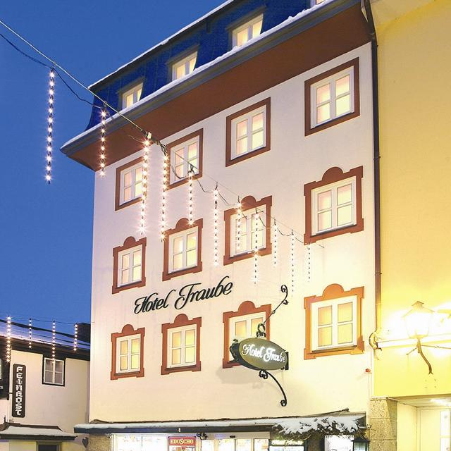Hotel Traube Salzburgerland