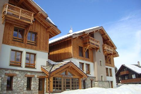 Fantastische skivakantie Les Deux Alpes ⛷️Résidence Le Goleon - Val Ecrin
