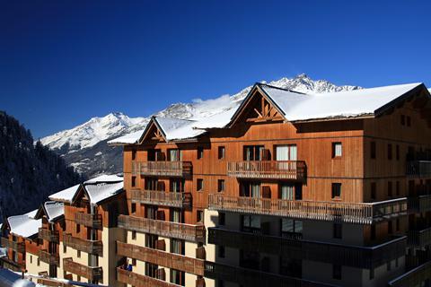 Goedkope wintersport Valfréjus ⛷️Résidence Le Cheval Blanc