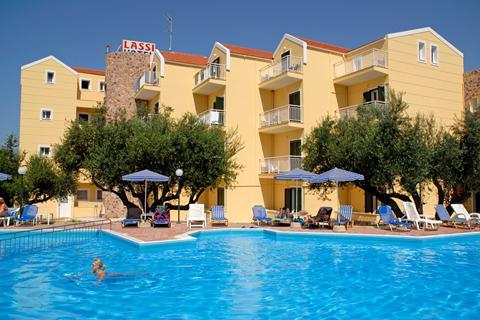 Goedkope zomervakantie Kefalonia - Appartementen Lassi