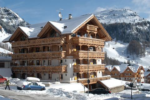 Goedkope skivakantie Dolomiti Superski ⛷️Hotel Chalet Barbara