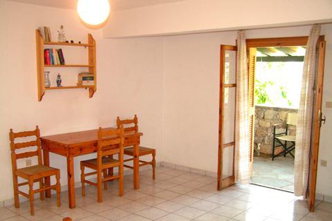 Goedkope zonvakantie Peloponnesos - Appartementen Penelope