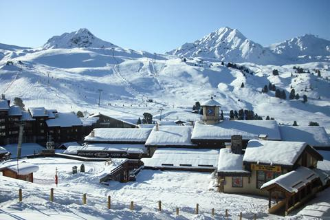 Goedkope skivakantie Paradiski ⛷️Residence Aigue Marine