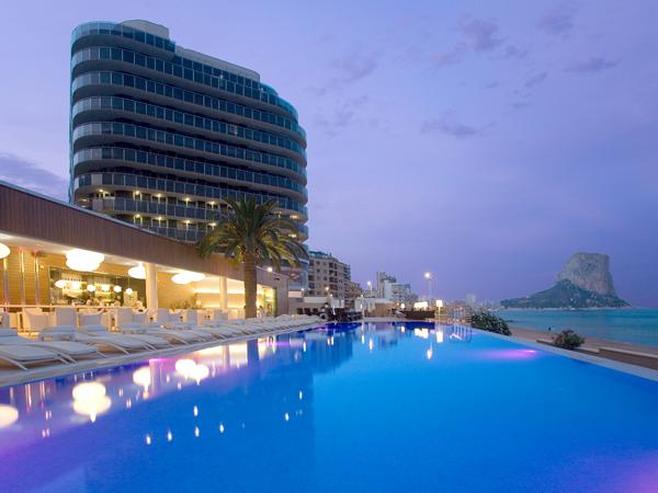Hotel Sol y Mar - halvpension - Spanien, Costa Blanca thumbnail