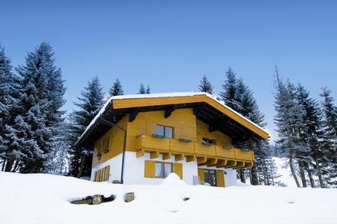 Goedkope skivakantie Zillertal ⛷️Chalet Zirmalm