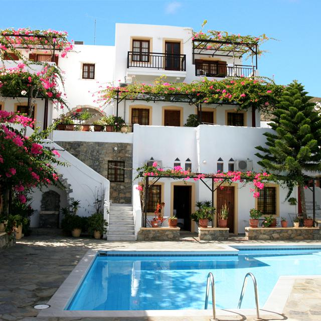 Appartementen Villa Diktynna