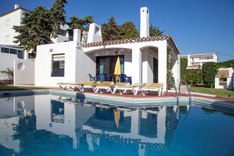 Goedkope zonvakantie Algarve - Villa's Ouravilla