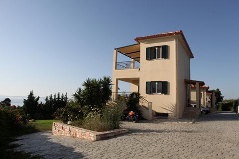 Goedkoopste zomervakantie Peloponnesos - Appartementen To Chorio