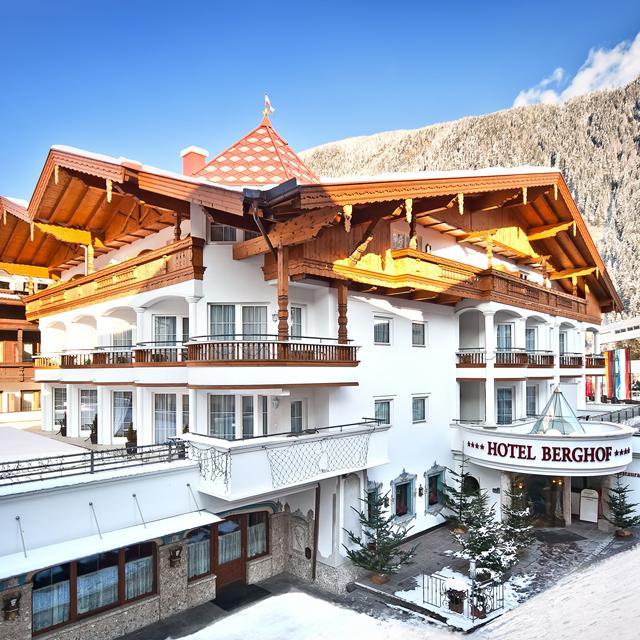 Oostenrijk - Hotel Berghof