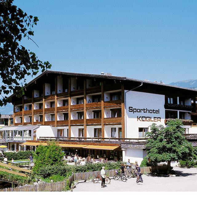Sporthotel Kogler (zomer)