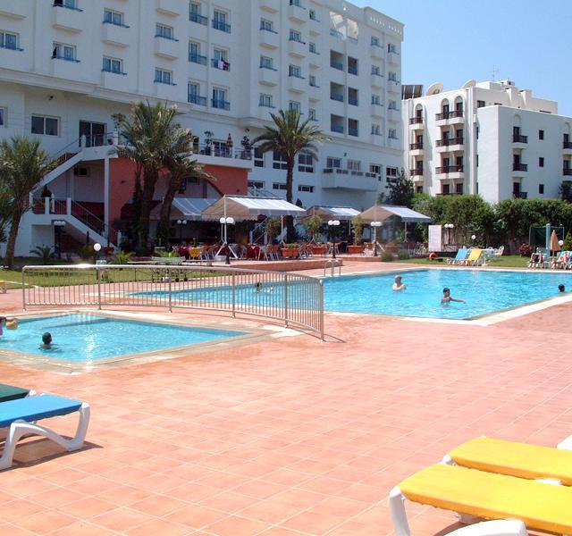 Agadir - Hotel Tildi