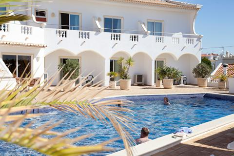 Goedkope vakantie Algarve 🏝️Vila Channa Hotel
