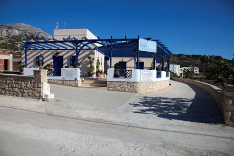 Goedkope zomervakantie Karpathos - Appartementen Yiallos Village