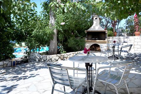 Goedkope zomervakantie Kefalonia - Hotel Dafnoudi