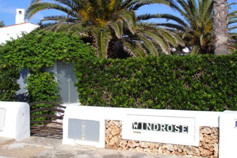 Goedkope zonvakantie Menorca - Villa's Windrose